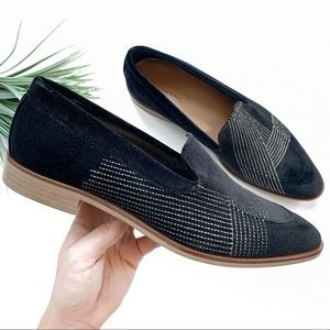 Everlane The Modern Loafer Black Velvet